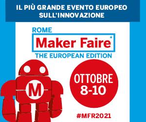 Maker Faire Rome 2021