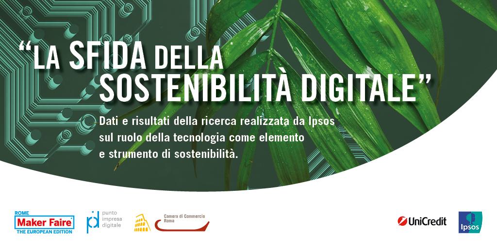 la sfida della sostenibilità banner