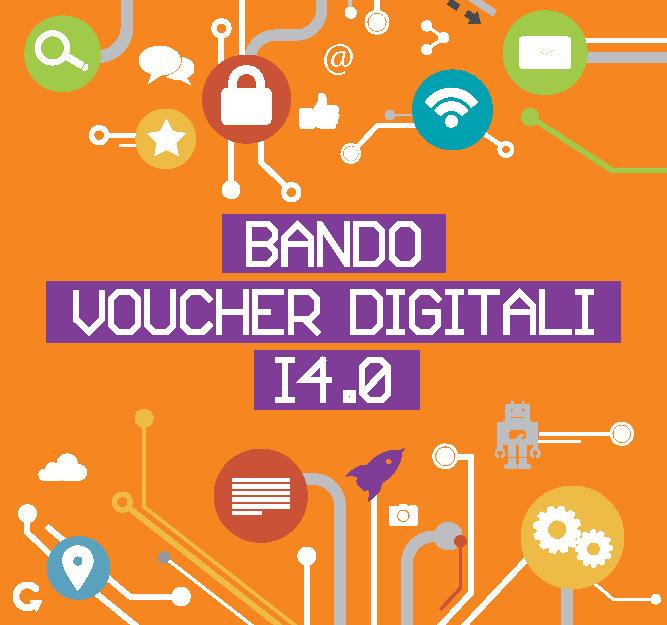 Bando Voucher Digitali Impresa 4.0 - Edizione 2021