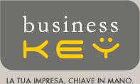 Businees key logo