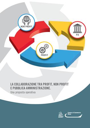 copertina Collaborazione profit, non profit e PA