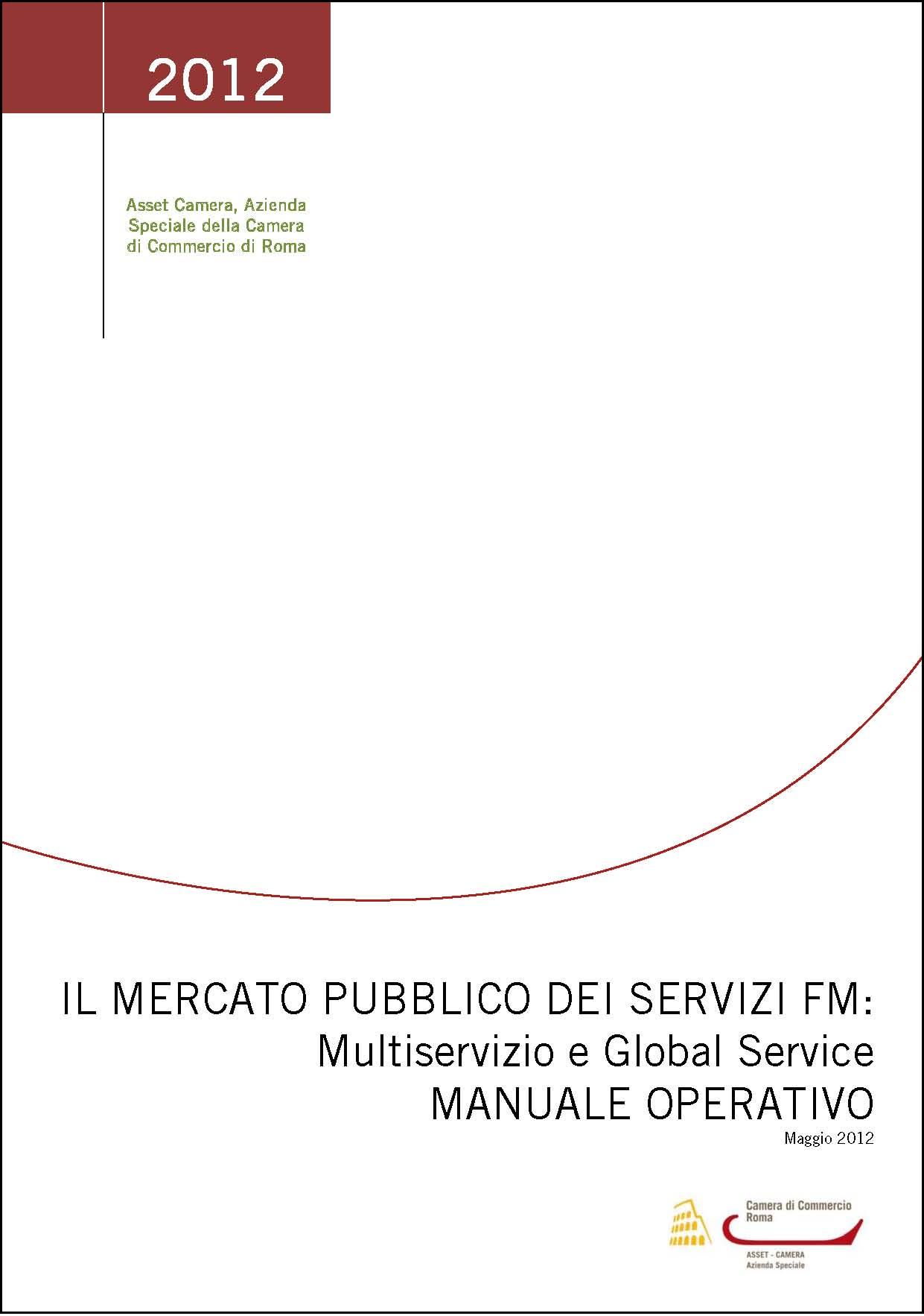 Il mercato pubblico dei servizi FM: multiservizio