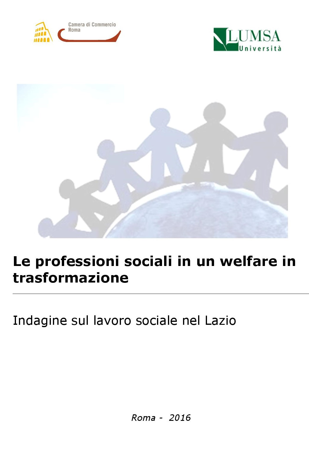 Le professioni sociali in un welfare in trasformaz