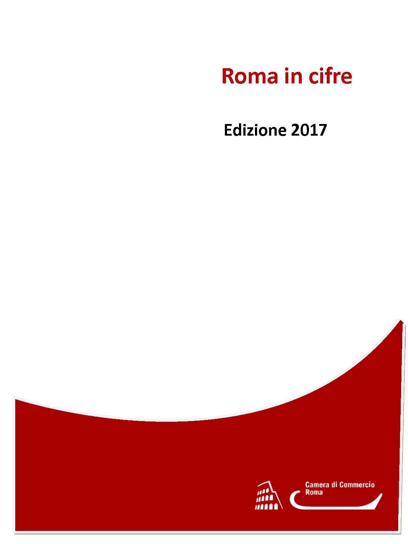 Roma in cifre