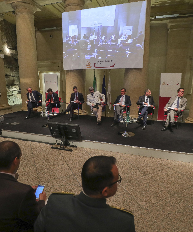 Presentazione ricerca Roma 2030
