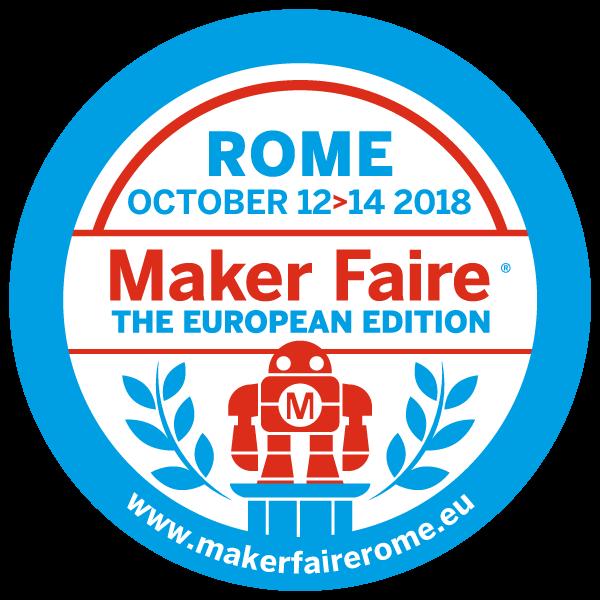 Logo Maker Faire Rome