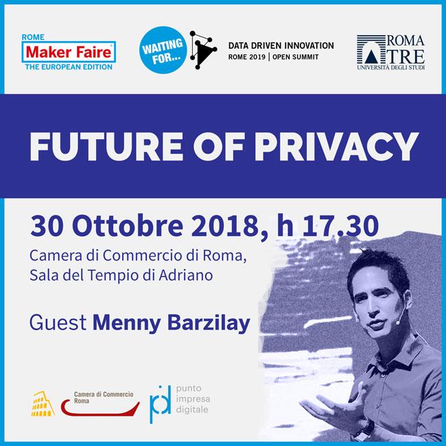 banner evento barzilay 30.10.2018