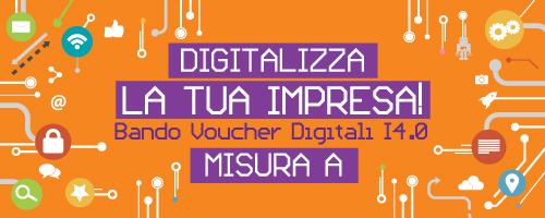 Bando Voucher Digitali Misura A