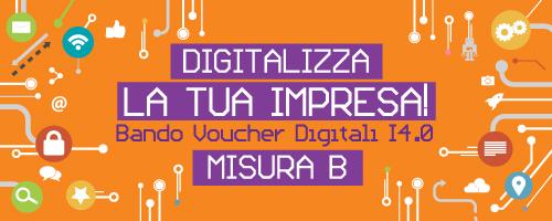 Bando Voucher Digitali Misura B