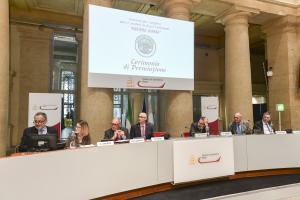 foto relatori premio roma