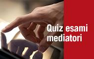 Quiz esame mediatori