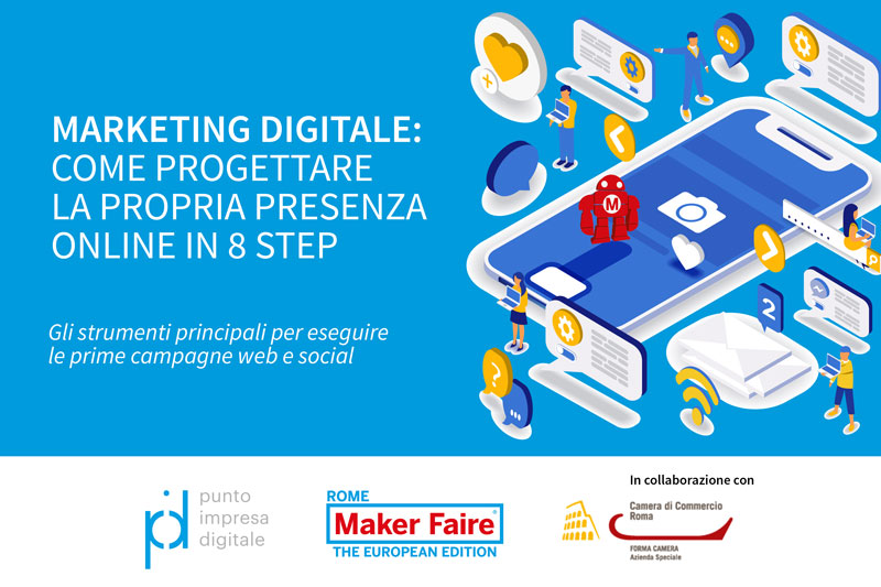 webinar marketing digitale