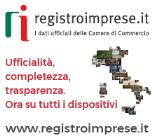 Registro imprese.it