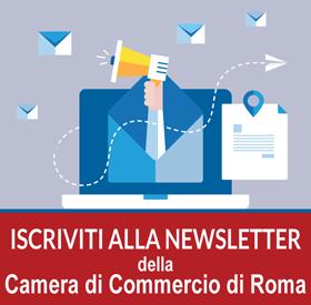 Iscriviti alla Newsletter Romacrea Notizie